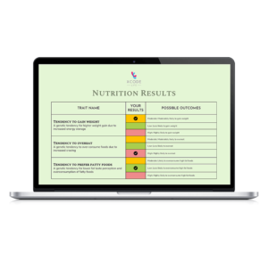 Nutrition report image