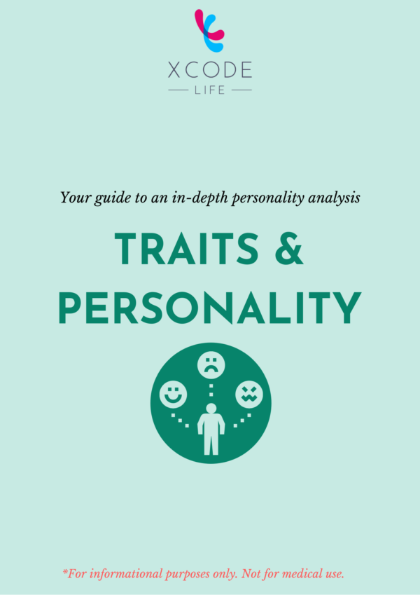 Traits and personality report